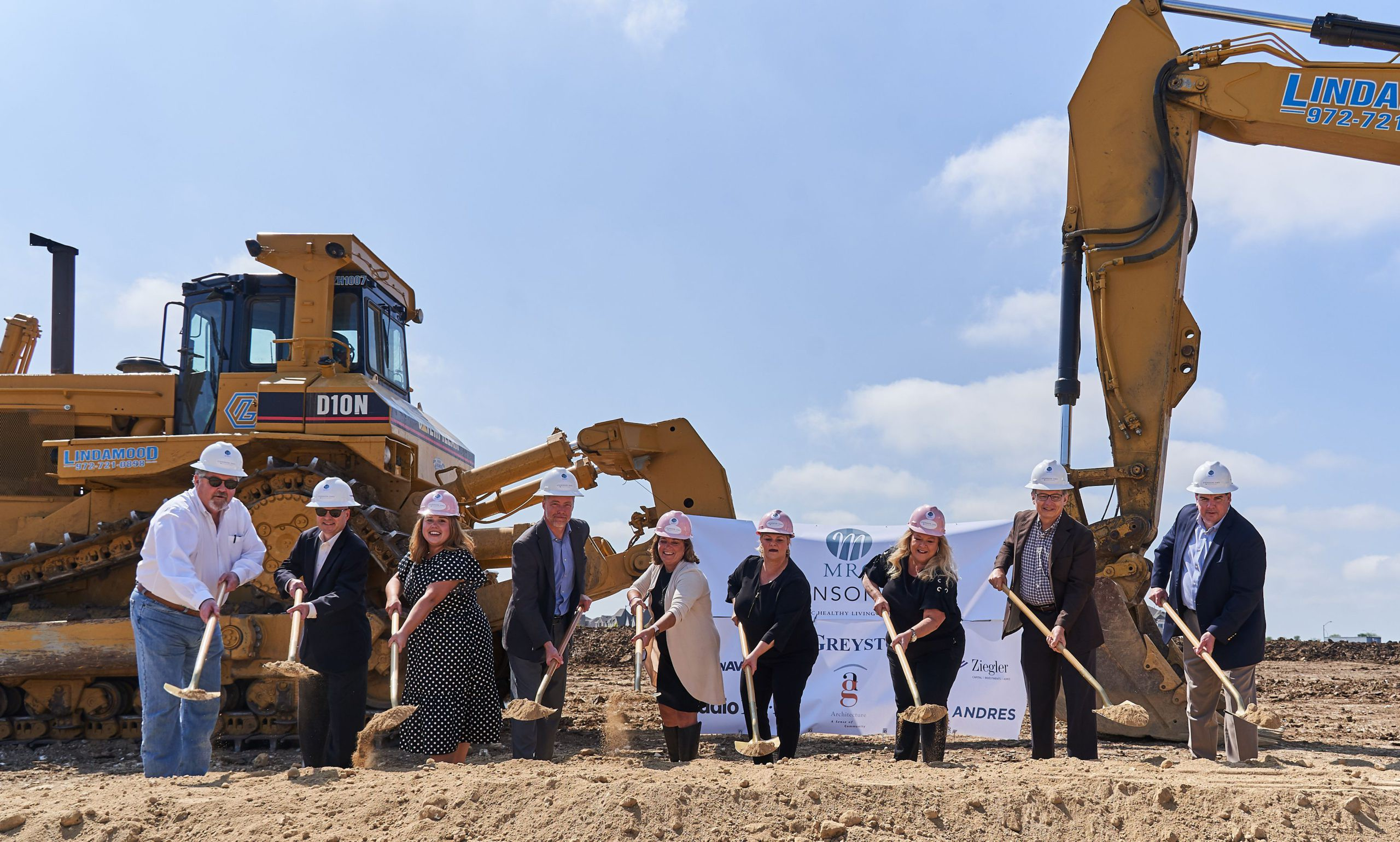 Stevenson Oaks in Fort Worth Will Feature Independent Living, Various Amenities and Care Options in New Tavolo Park.