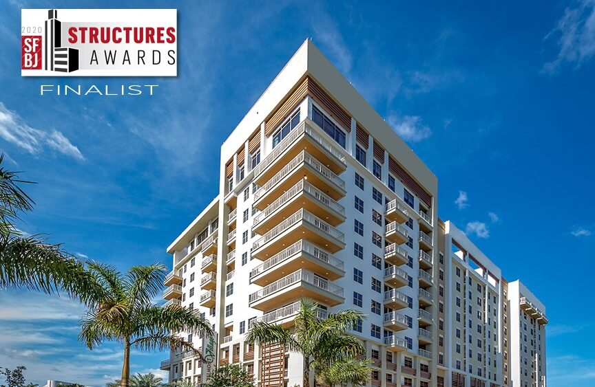 2020 Structures Awards honoree in the Best Architecture & Design category.