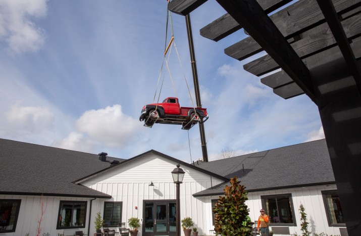 Koelsch Deer Park Car Drop